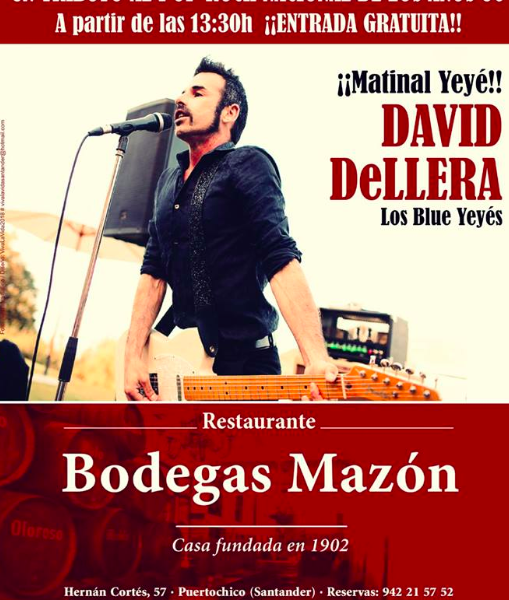 Bodegas Mazón Santander